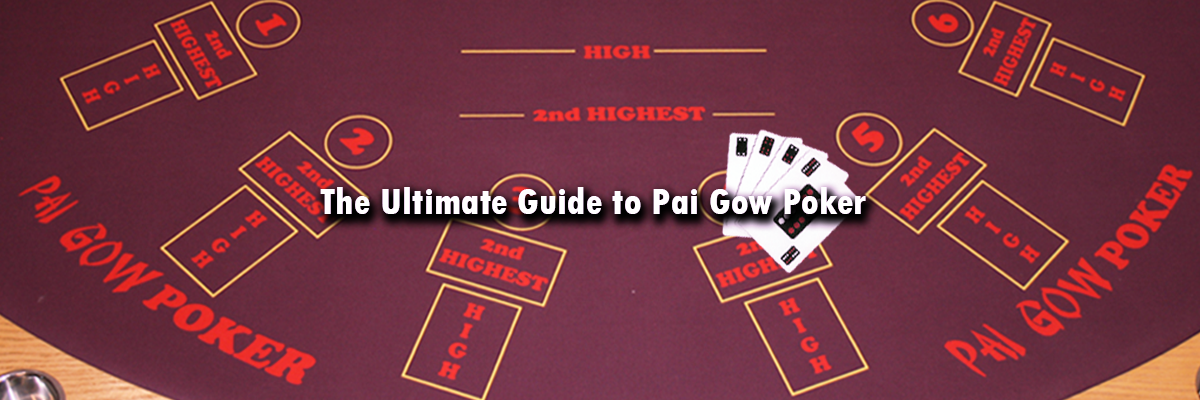 Guide to Pai Gow Poker